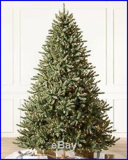 Balsam Hill Classic Blue Spruce 7.5 Ft Clear