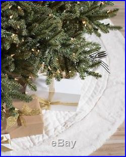 Balsam Hill Classic Blue Spruce Artificial Christmas Tree 6.5' Clear Incandescen