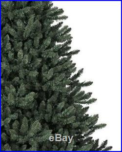 Balsam Hill Classic Blue Spruce Artificial Christmas Tree, 6.5 Feet Unlit Light