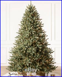 Balsam Hill Classic Blue Spruce Christmas Tree 7.5' Unlit Free Shipping