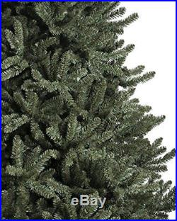 Balsam Hill Classic Blue Spruce Narrow Artificial Christmas Tree, 6 Feet, Unlit