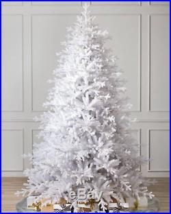 Balsam Hill DENALI WHITE CHRISTMAS TREE 6.5′ Ft 56 Unlit NEW