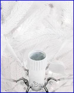Balsam Hill DENALI WHITE CHRISTMAS TREE 6.5' Ft 56 Unlit NEW