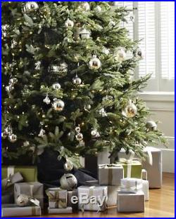 Balsam Hill FRASER FIR 9 FT Most Realistic Multicolor LED WITH EASY PLUG