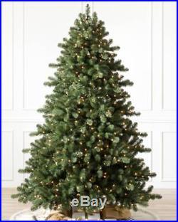 Balsam Hill Pre-lit Clear 6′ Amberdeen Christmas tree