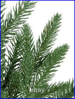 Balsam Hill Red Spruce Slim tree 7.5′ /Candlelight Clear LED/