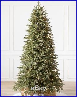 Balsam Hill Stratford Spruce 9 ft Full 58 Unlit