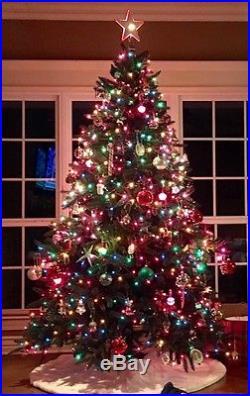Balsam Hills 7.5' Balsam Fir Christmas Tree
