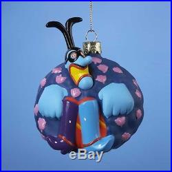 Beatles Chief Blue Meanie Glass Christmas Ornament Decoration BE4122 New Adler
