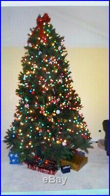 Beautiful 9ft Multicolor Lights Christmas Tree