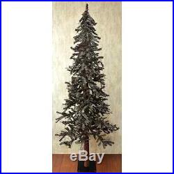 Beautiful Alpine German Rustic 7′ Christmas tree Primitive Home Holiday Decor
