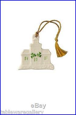 Belleek Blacksod Lighthouse Ornament
