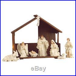 Belleek Group Holiday Nativity Set
