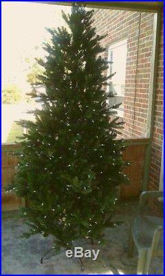 Bethlehem Lights 7.5' Prelit Long Needle Pine Trees WithRemote