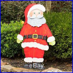 Big Jolly Santa Outdoor Christmas Decoration