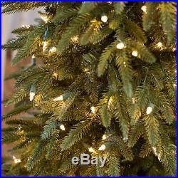 Bixley Pencil Pre-lit Christmas Tree, Green