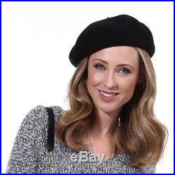 Black Beret French Fashion Fancy Dress Party Women Hat Birthday Gift Fashion