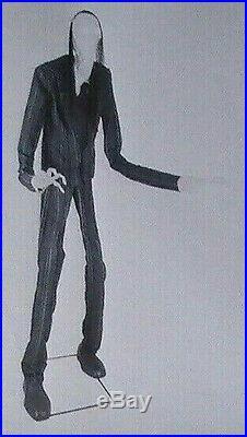 Brand New Animated Slim Soul Stealer Halloween Prop