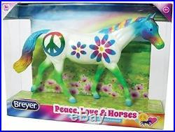 Breyer Peace, Love The Horses Horse