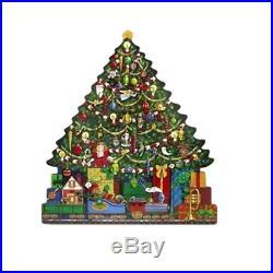 Byers' Choice Christmas Tree Advent Calendar #AC02