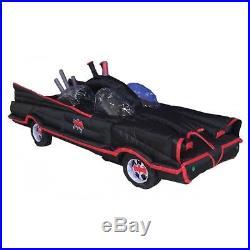 CHRISTMAS HALLOWEEN Batmobile BATMAN ROBIN ADAM WEST Airblown Inflatable Decor