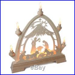 Christmas German Nativity Schwibbogen Arch CHD202X666