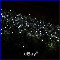 Christmas Holiday Light Yard Decor String Garden Home Outdoor Wedding Solar Part