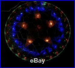 Christmas Lantern LED Multi-Colored