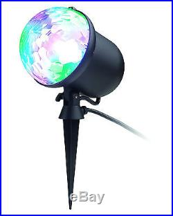 Christmas Laser Projector Light Multi Color Outdoor Indoor Show Star LED Party