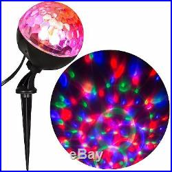 Christmas Led Light Show Projector Outdoor Laser Lighting Xmas Holiday Home New