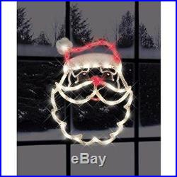 Christmas Light Decor Santa Outdoor Holiday Party Winter Lamp Gift Festival HNY