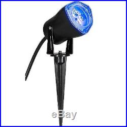 Christmas Light Projector Lamp Laser Show Xmas Holiday Party Outdoor Garden LED
