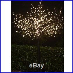 Christmas Light Tree 600 Led Cherry Blossom Flower Tree