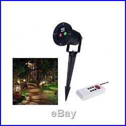 Christmas Lights Outdoor Laser Projector Firefly Sparkling Lighting XMas Holiday