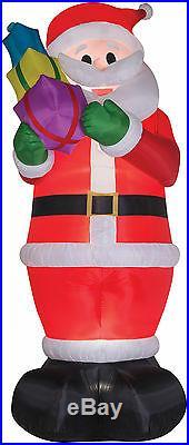 Christmas Santa Huge 16 Ft Gifts Airblown Inflatable Yard Decoration