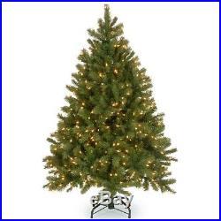 Christmas Tree 4 Ft Lights Decorations Xmas Holiday Artificial Seasonal Decor