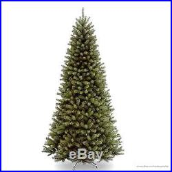 Christmas Tree Artificial Stand Decoration Holiday Green 9 ft Xmas Decor w