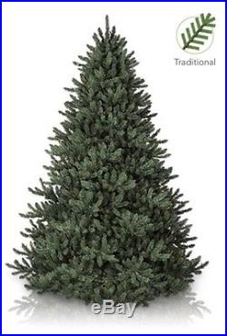Christmas Tree Artificial Unlit 4.5′ Balsam Hill Blue Spruce Holiday Decoration