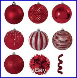 Christmas Tree Hanging Ornament Star Glitter Decor for Home & Festivals & Party