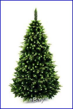 Christmas Tree Luxury Traditional Green 3 sizes Virginia pine Bushy
