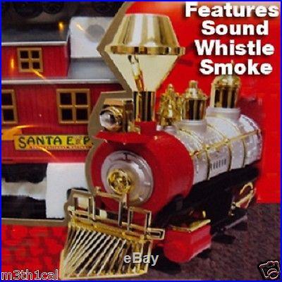 Christmas Tree Santa S Jumbo Express Holiday Battery