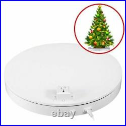 Christmas tree rotating platform with the socket 40cm BNWT