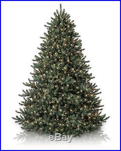 Classic Blue Spruce lChristmas Tree, 6.5 ft, CLEAR LIGHTS from BALSAM HILL