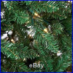 Classic Pine Full Pre-lit Christmas Tree