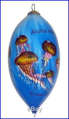 Collectible Hawaiian Ornament Jellyfish