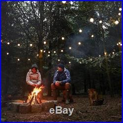 ConnectPro OUTDOOR GARDEN WEDDING CHRISTMAS TREE FESTOON BULB LED STRING LIGHTS