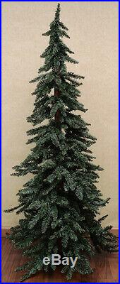 Country DOWNSWEPT ALPINE ARTIFICIAL CHRISTMAS TREE Primitive Holiday 5ft