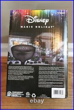 DISNEY MAGIC HOLIDAY MUSICAL CONTROL BOX for Lights Yard Decor Show Speaker NEW