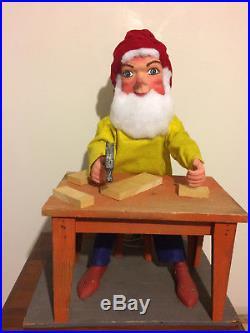 David Hamberger Santa's Workshop Gnomes / Harold Gale Santa