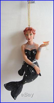 December Diamonds Mermaid STINGER Lucille Ball NEW in BOX